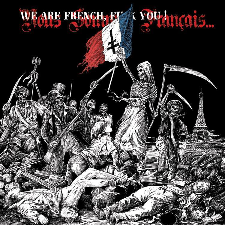 we are french fuck you compilation